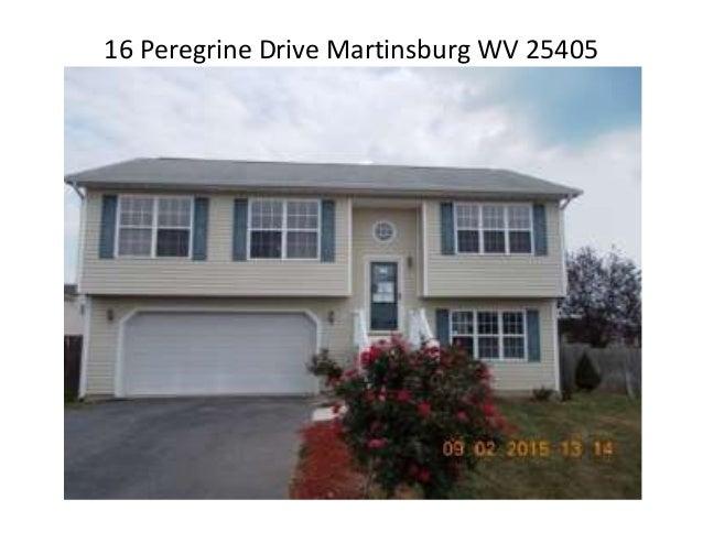 16 Peregrine Drive Martinsburg WV 25405