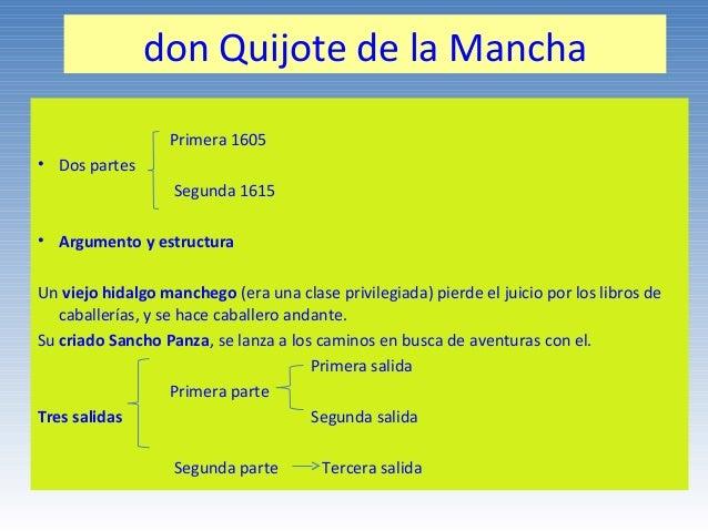 Español El Quijote De La Mancha