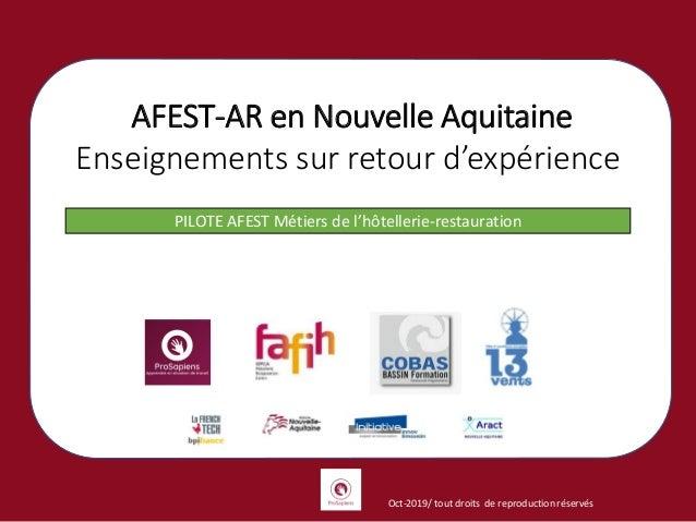 Animation à distance d'un dispositif AFEST certifiant (16è Rencontres FFFOD) Slide 2