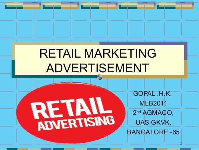 Commercial advertising reverse logistics retail management.
