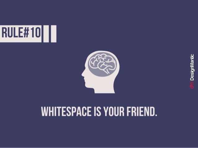 Oh Yes. And It loves playing games. Do you know why whitespace is so cool and awesome? Because it tricks our mind to un-se...