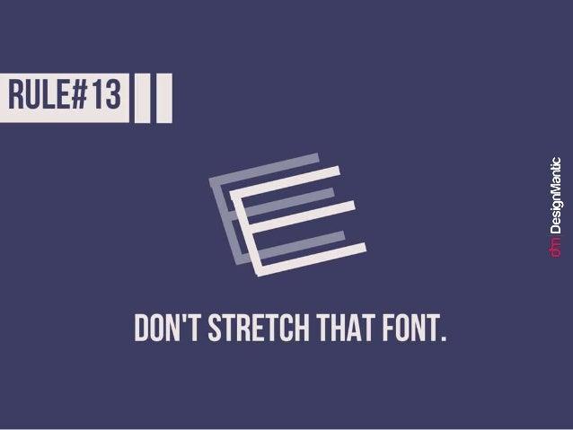 Rule #14: Do paperwork.