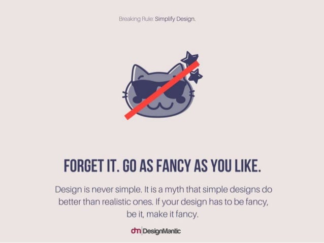 Forget it. Go as FANCY as you like. Design is never simple. It is a myth that simple designs do better than realistic ones...