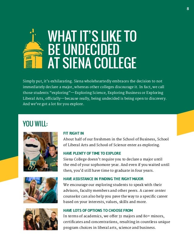 Finding Right Fit For College Free Talk >> Free Guide Why It S Smart To Enter College As Undecided