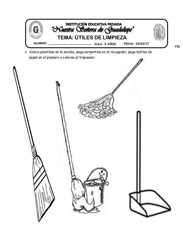 16 Tema útiles De Limpieza
