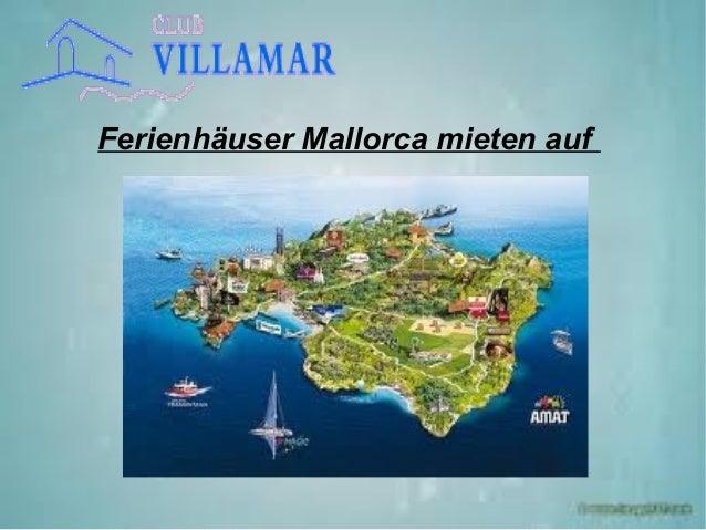 Ferienhäuser Mallorca mieten auf