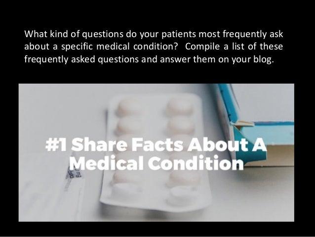 16 Topics For A Healthcare Blog Slide 3