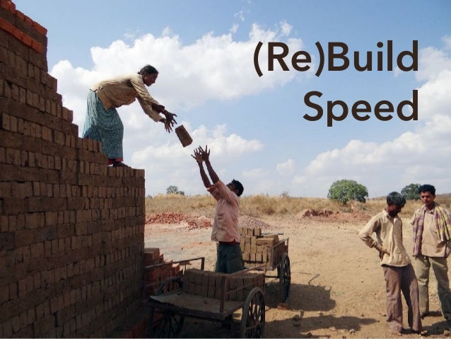 (Re)Build Speed