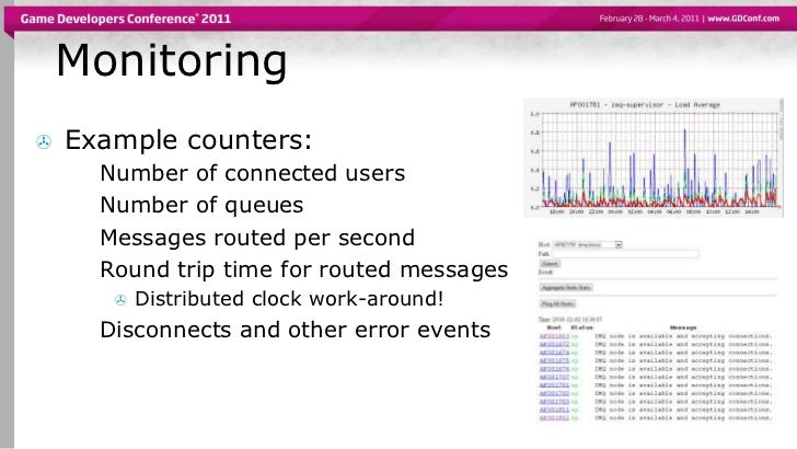 Message Queuing on a Large Scale: IMVUs stateful real-time