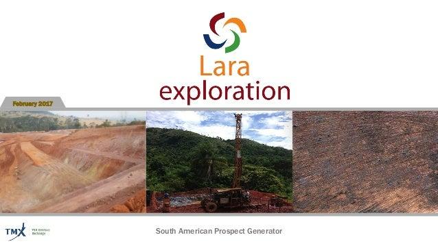 February 2017 South American Prospect Generator