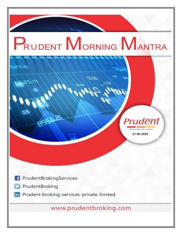 PRUDENT MORNING MANTRA 11770 CONTINUES TO BE IMMEDIATE SUPPORT; 11940 IMMEDIATE HURDLE WORLD MARKETS US indices fell 0.1%-...