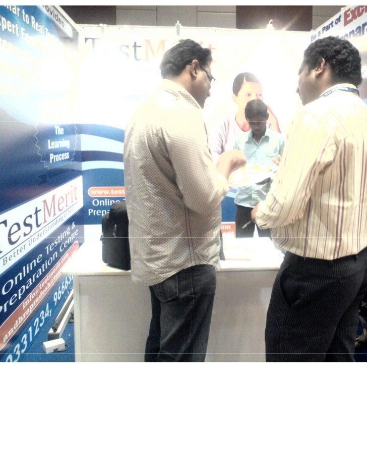 TestMerit - Franchise Expo Participation