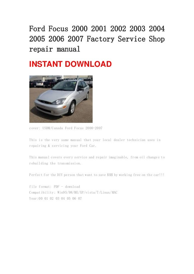 ford mondeo 2000 2007 service manual various owner manual guide u2022 rh justk co Ford Mondeo 2003 Lock Pin ford mondeo 2003 service manual download