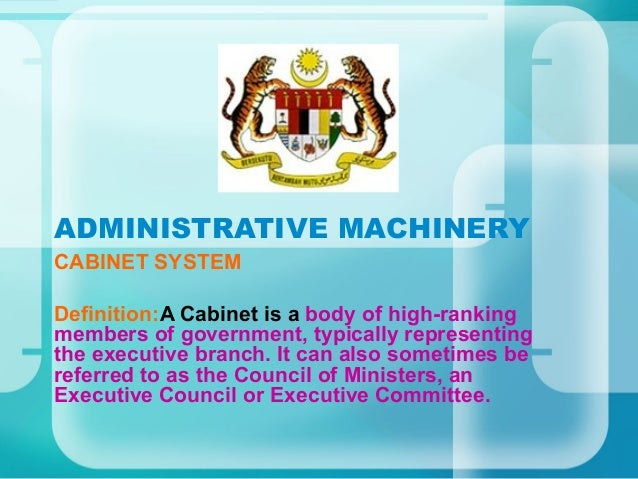 17. cabinet system