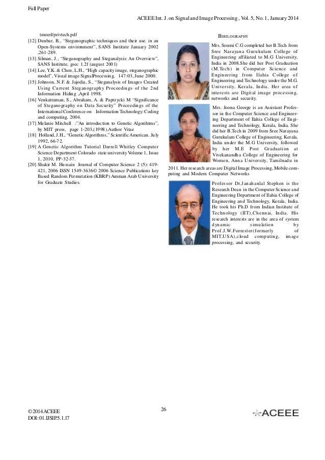 IJCSMC Journal