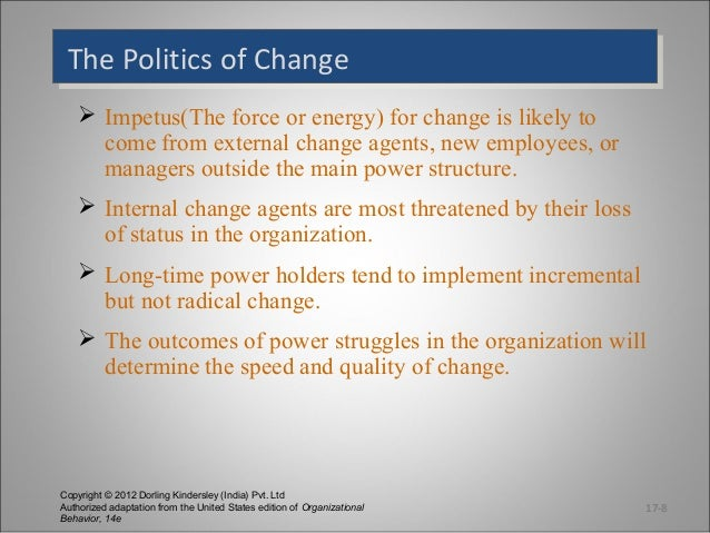 "organizational power and politics essays Organizational culture influenced by power and politics prompt utilizing the getabstract database, search for a book on a topic related to this week's readings on ""how the organizational culture is influenced by power and politics"" look at the key terms on pg 358 of the textbook for ideas to focus on."