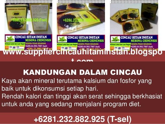 www.suppliercincauhitaminstan.blogspo t.com KANDUNGAN DALAM CINCAU Kaya akan mineral terutama kalsium dan fosfor yang baik...