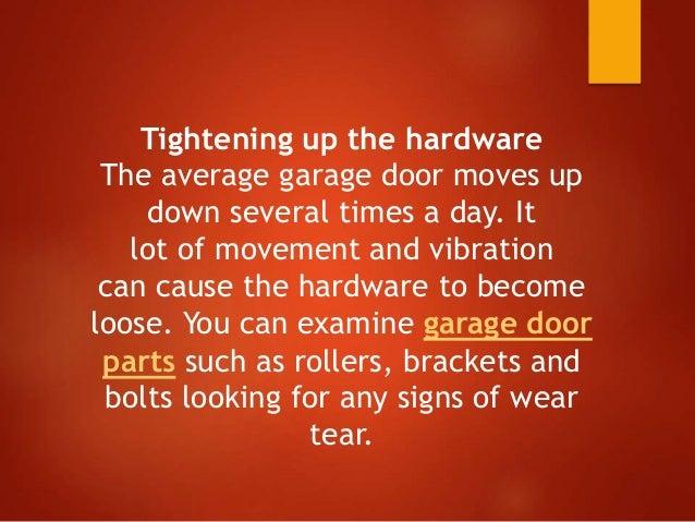 7 Preventive Maintenance Tips For Garage Doors