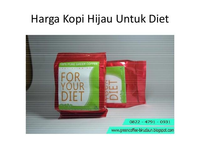 Merk Kopi Hijau Yang Bagus Untuk Diet