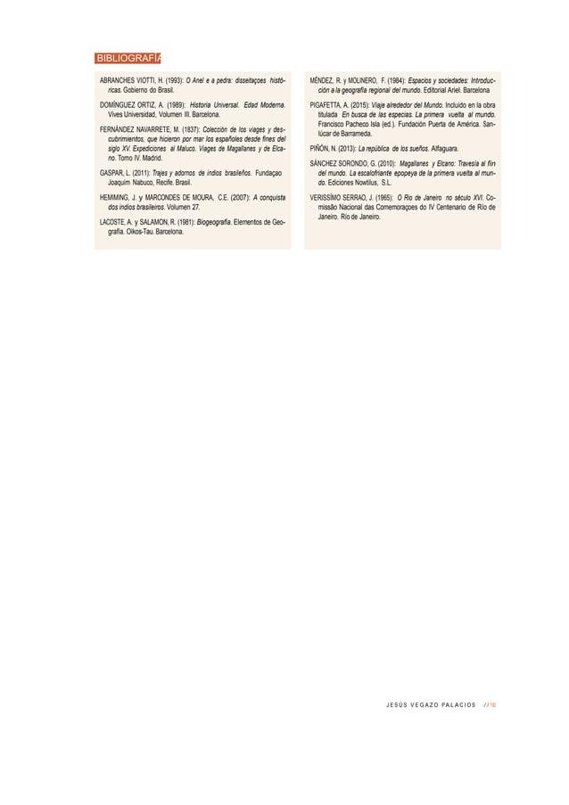 J E S Ú S V E G A Z O PA L A C I O S // 193 BIBLIOGRAFÍA ABRANCHES VIOTTI, H. (1993): O Anel e a pedra: disseitaçoes histó...