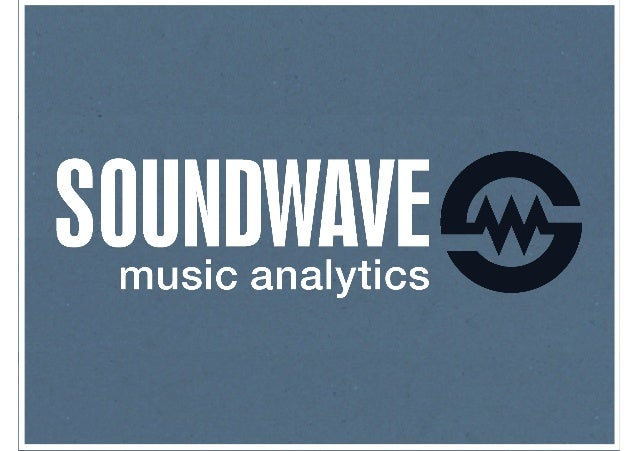 Soundwave Fundraising Pitch Deck - Acquired by Spotify (invested by Mark Cuban) Slide 1