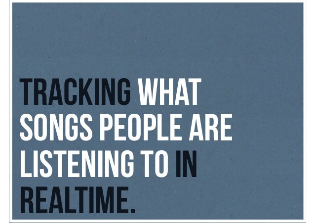 Soundwave Fundraising Pitch Deck - Acquired by Spotify (invested by Mark Cuban) Slide 2