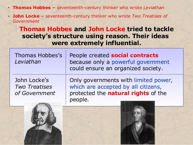 John Locke S Ideas About Natural Rights And Social Contracts
