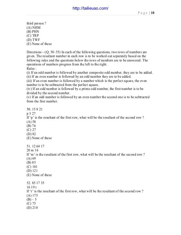 17 bank-exam-solved-question-papers ans