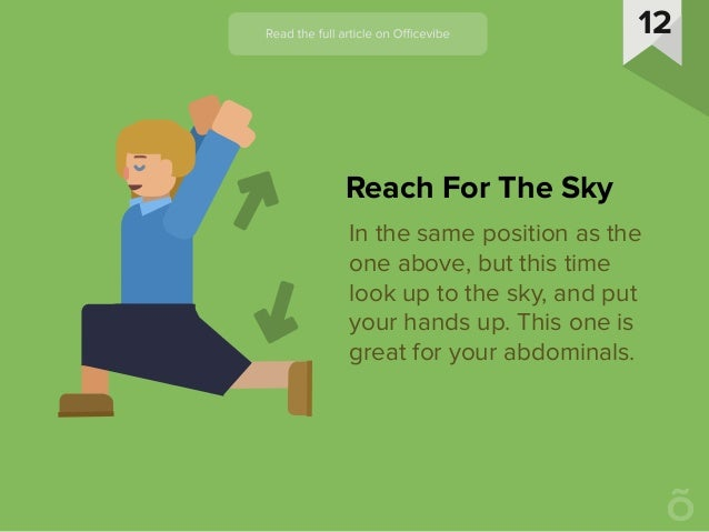 In the same position as the one above, but this time look up to the sky, and put your hands up. This one is great for your...