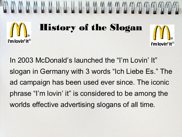 Logical Reasoning Project: Advertising Slogans