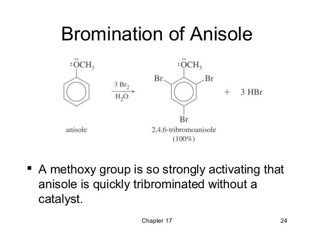 17 Reactions Of Aromatic Compounds Wade 7th