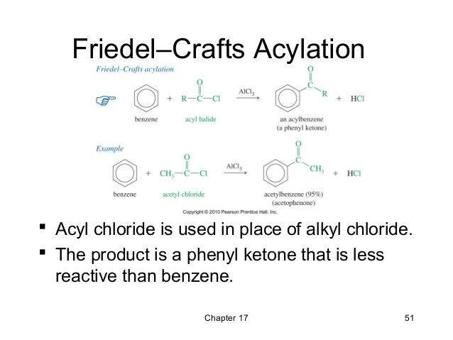 Friedel Crafts Acylation To Phenol Benzene