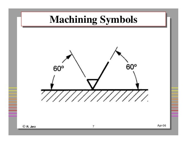 17 Surface Roughness Andmachiningsymbolsfull