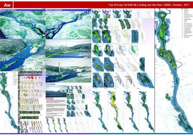 Aw Top 50 Cuộc thi thiết kế ý tưởng cho đảo Kiev 1/2000 , Ukraina - 2011Aw