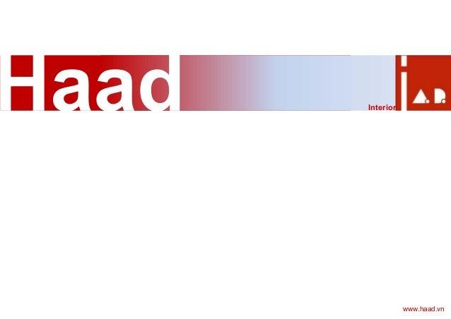 Interior www.haad.vn