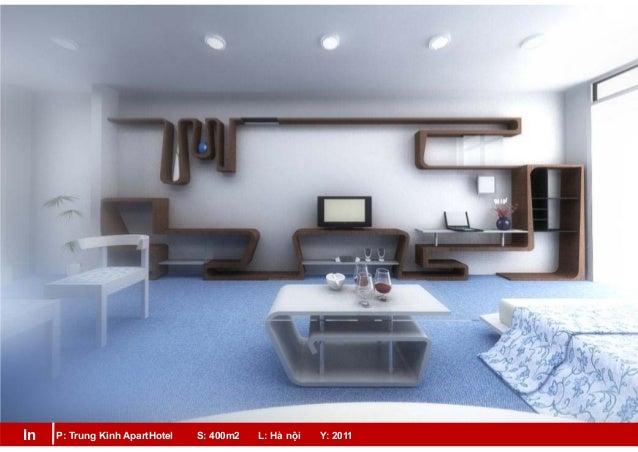 P: Trung Kinh ApartHotel S: 400m2 L: Hà nội Y: 2011In