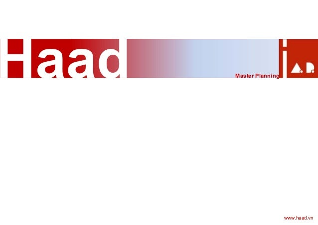 Master Planning www.haad.vn
