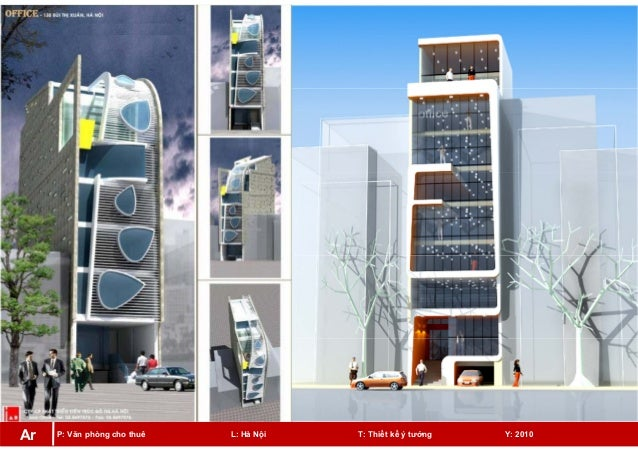 P: Văn phòng cho thuê L: Hà Nội T: Thiết kế ý tưởng Y: 2010Ar