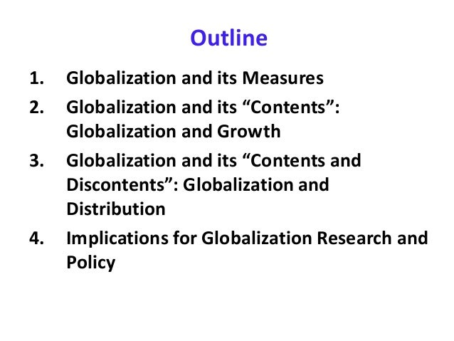 Globalization and its Discontents - Roundtable Discussion