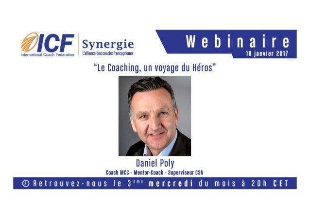 Daniel POLY d.poly@aloeshr.com le coaching : Un voyage du Héros ?