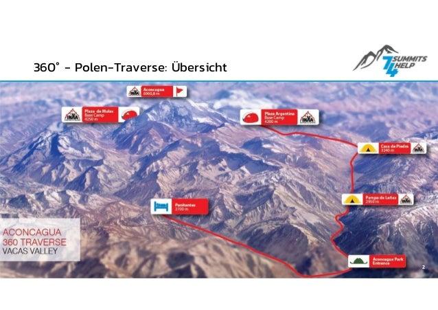 Der Aconcagua 2016   7summits4help beim Rotary Club Oyten Slide 2