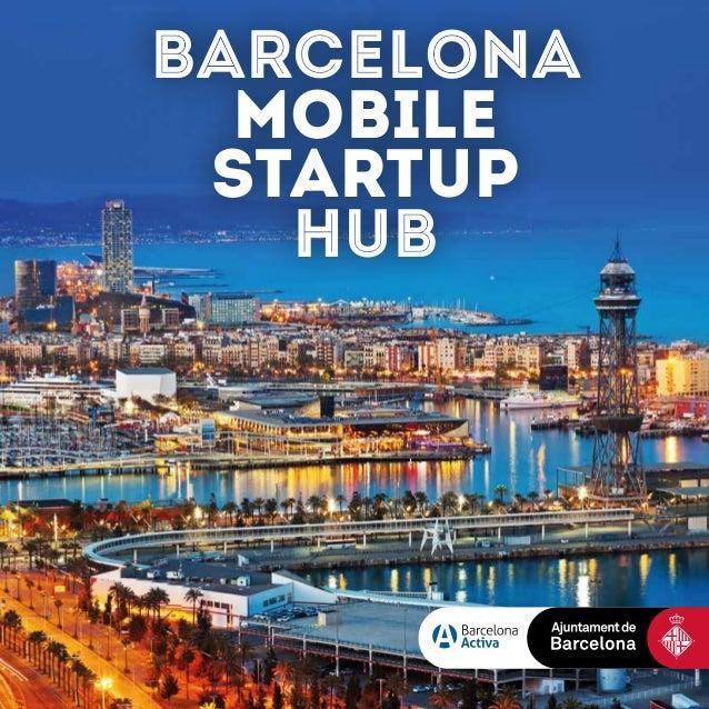 BARcELONA mobile startup hub
