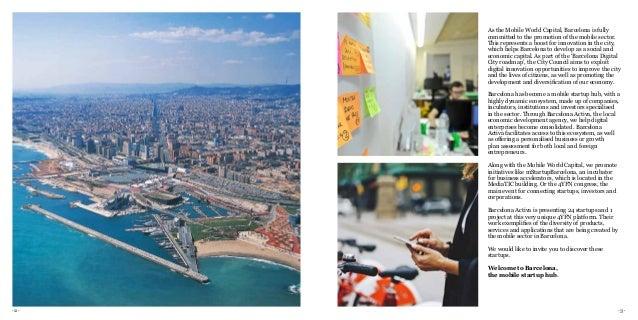 Barcelona Mobile Startup Hub Slide 2