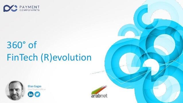 Elias Gagas Chief Digital Officer 360° of FinTech (R)evolution