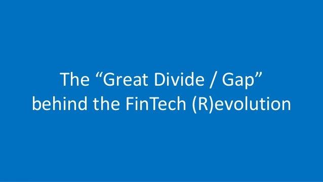 360 Degrees of FinTech (R)evolution Slide 2