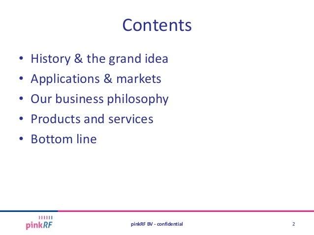 170223 presentatie pink rf by klaus werner (smb mtg) Slide 2