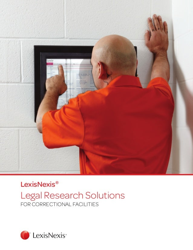 how to use lexisnexis for legal research