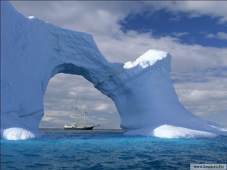 Environ 99% de son territoire estcouvert de glace, et la moyenne deson épaisseur est de 2,500 mètrespouvant atteindre 4,77...