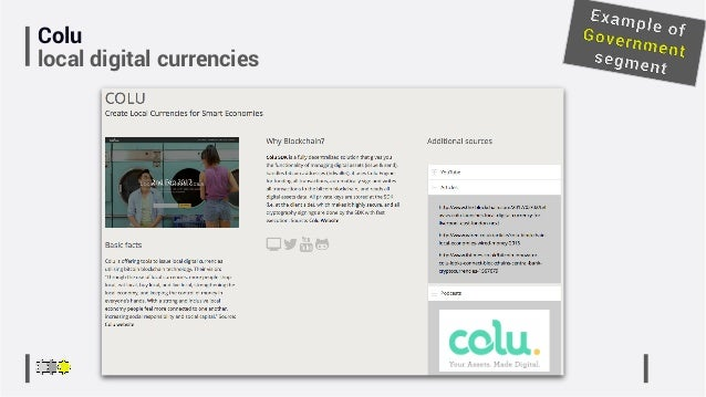 Colu local digital currencies