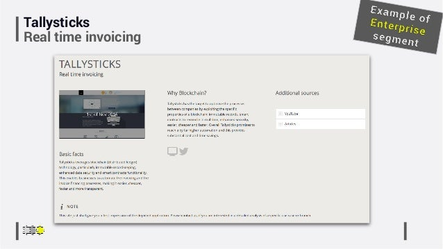 Tallysticks Real time invoicing